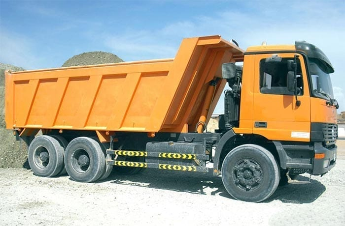 6 Wheel Sand Load BHMK 20CBM
