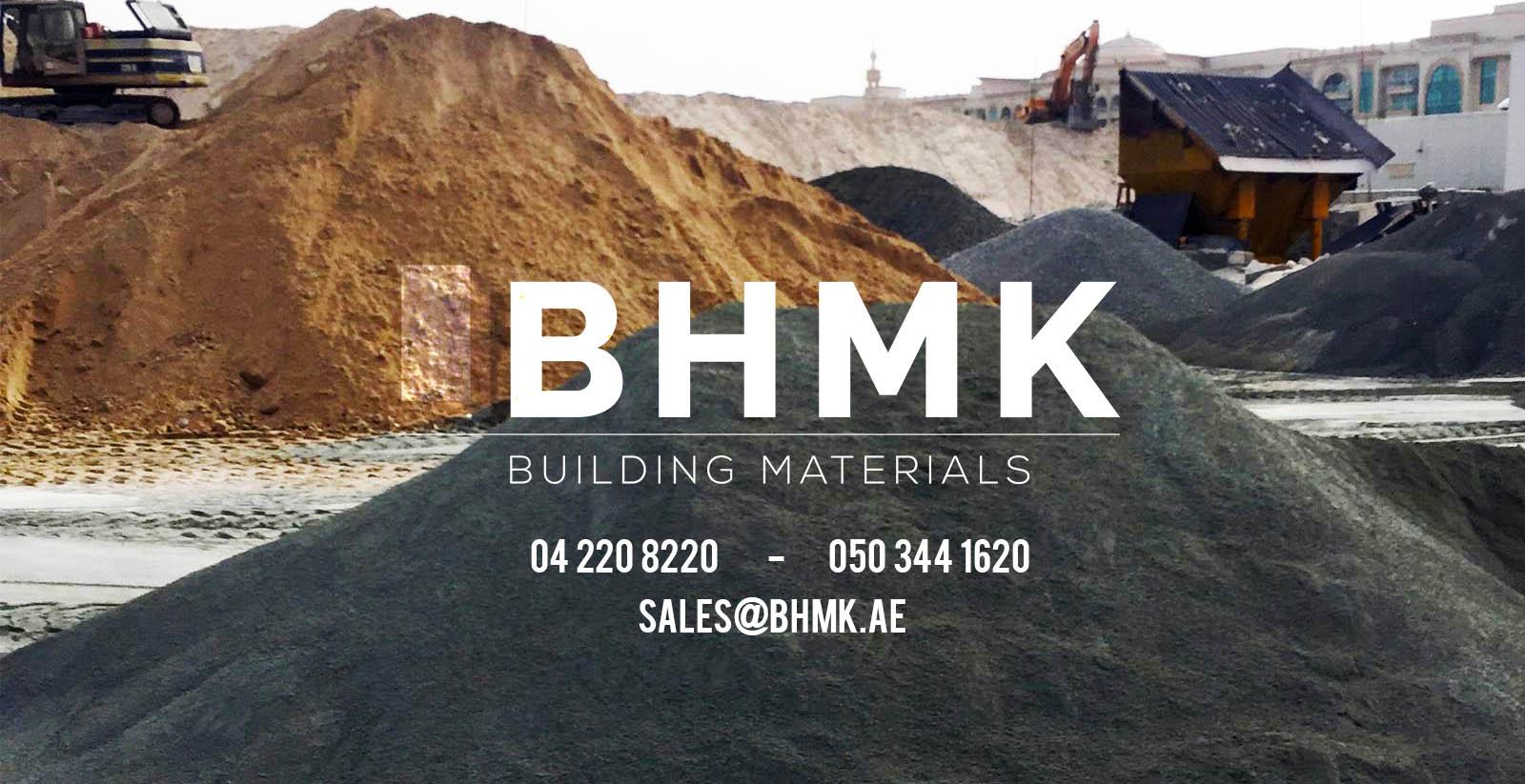BHMK Aggregate Dubai UAE
