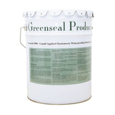Greenseal-5000 BHMK