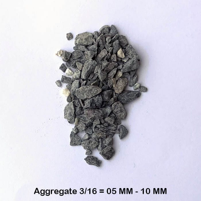 Aggregate 3/16 Gravel BHMK Dubai UAE