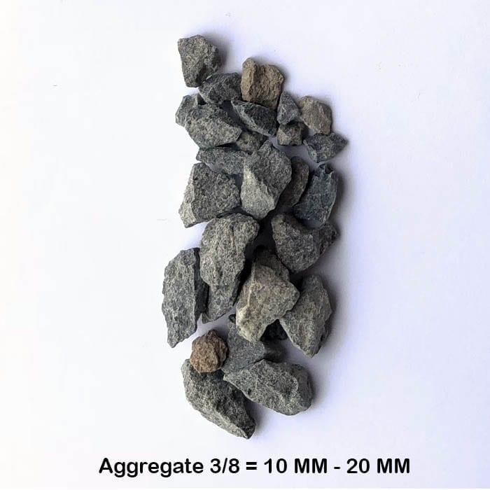Aggregate 3/8 Gravel BHMK Dubai UAE