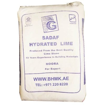 BHMK Hydrated Lime Noora Powder UAE Dubai