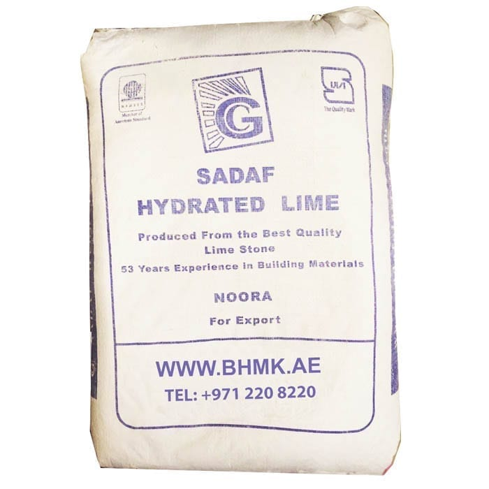 BHMK Hydrated Lime Noora Powder UAE Dubai