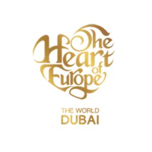 The heart of europe sand supplier beach dubai UAE BHMK