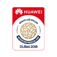 Huawei intercontinental cup Dubai 2018 Beach soccer competition official sand supplier BHMK UAE