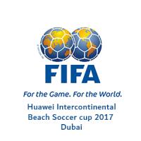 Fifa Beach soccer cup 2017 Dubai UAE BHMK sand supplier best beach sand white sand supplier in dubai uae