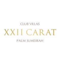 XXII 22 carat dubai palm jumeirah villas bhmk sand beach sand beach profiling beach nourishment