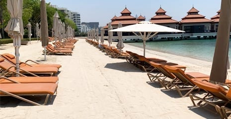 BHMK beach sand supplier washed sand supplier sea sand Dubai uae beach profiling beach nourishment beach renovation beach maintenance company white sand