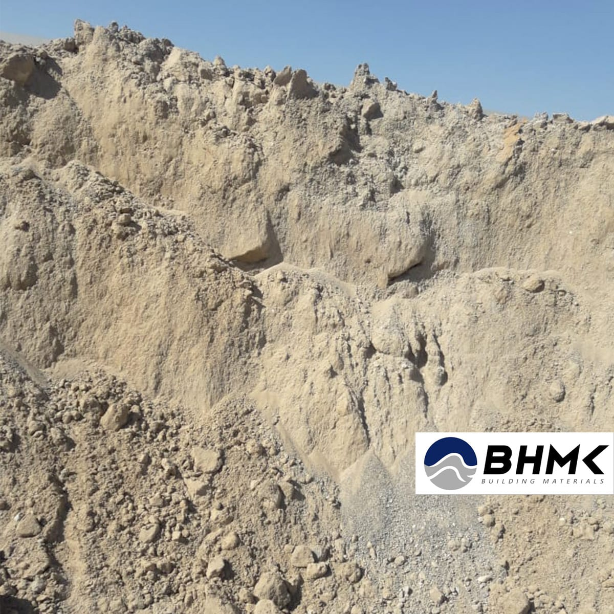 Dune Sand Backfilling sand dubai uae BHMK