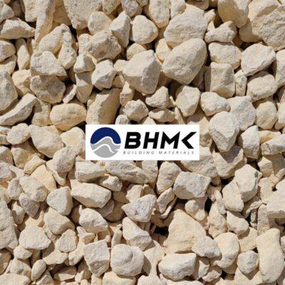 Beige Gravel Omani Beige Gravel aggregate 3 4 BHMK MKBH Dubai UAE
